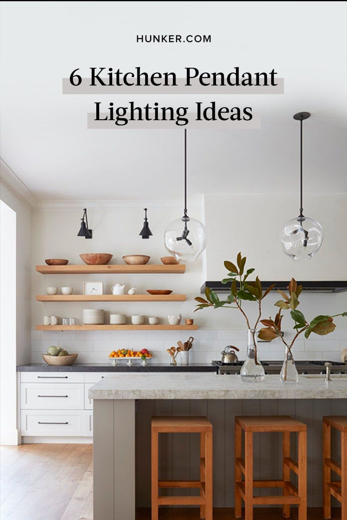 The Search Is Over Here 6 Kitchen Pendant Light Ideas To Complete You And Your Space Hunker Kitchen Interior Kitchen Remodel Kitchen Design