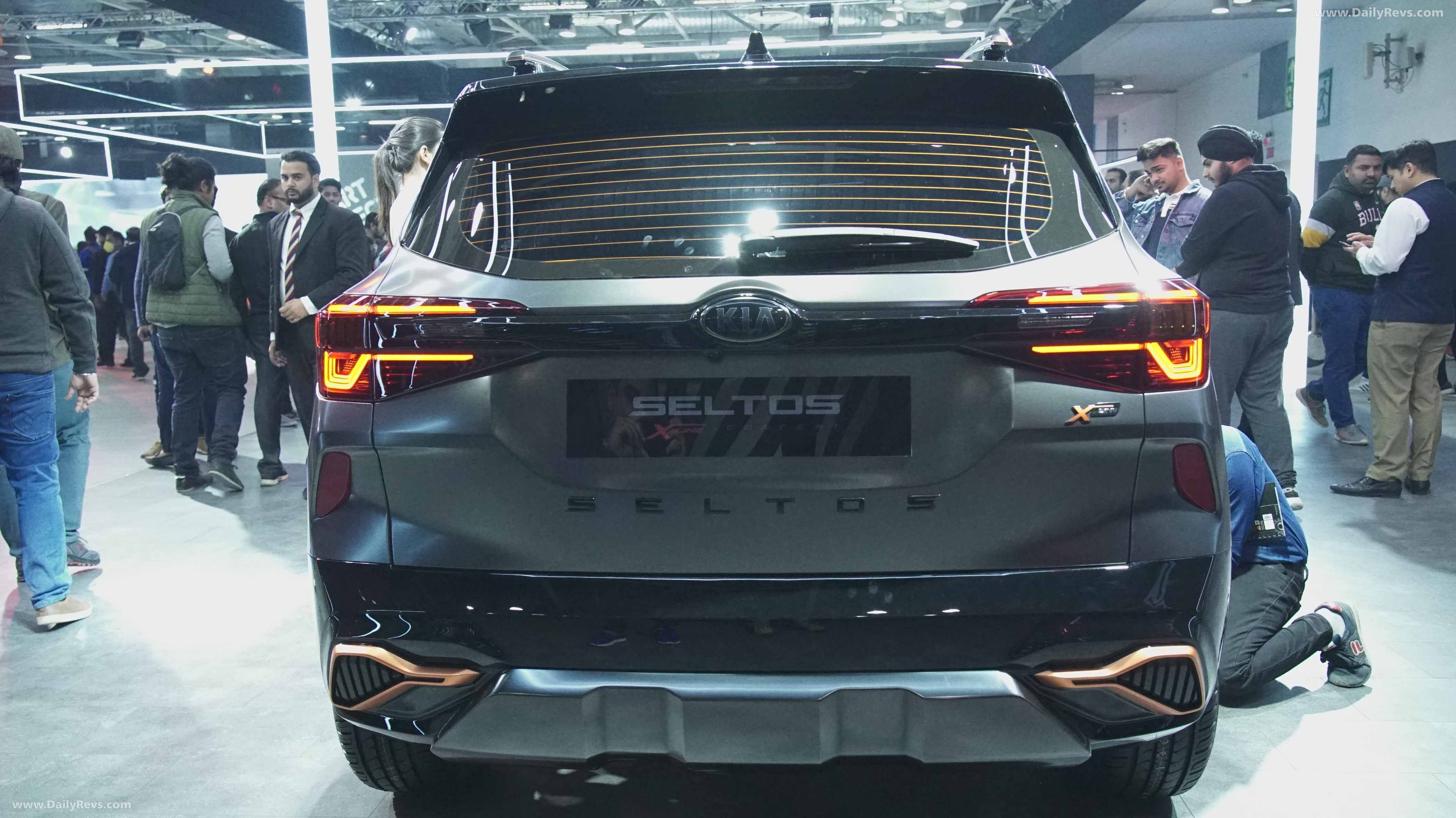 2020 Kia Seltos Xline Dailyrevs in 2020 Kia, Luxury