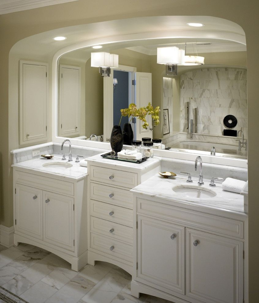 Built In Bathroom Vanities Ideas Bathroom Cabinets