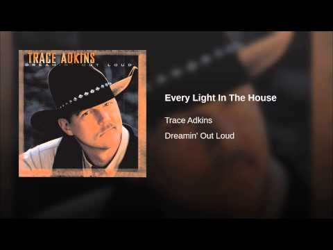 Trace Adkins- Every Light In The House