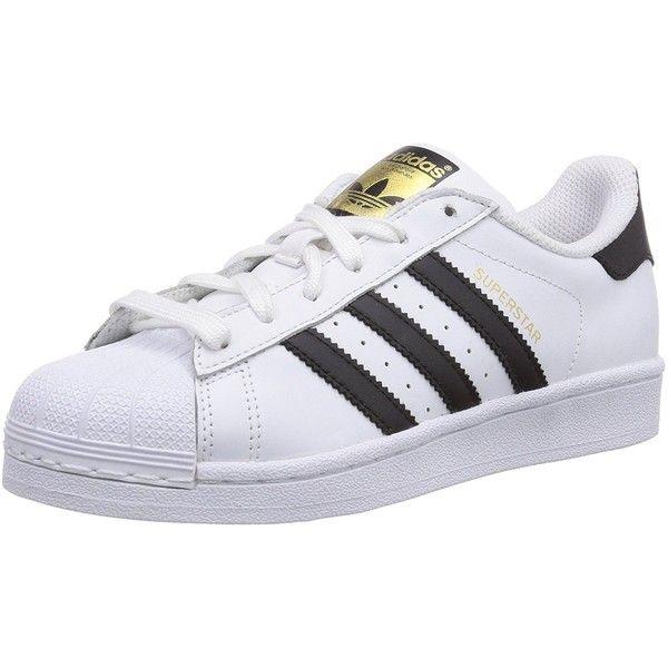 Adidas Originals hombre 's Superstar GID zapato (41) a través de Polyvore