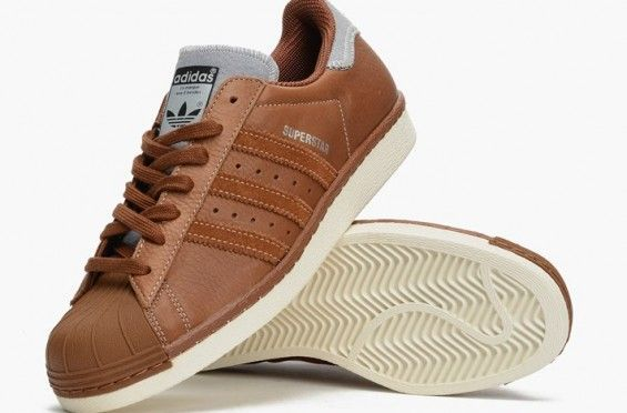 low priced bfb3a 4dd17 Adidas Superstar 80S Varsity Jacket Trainers Tan - Google-Suche
