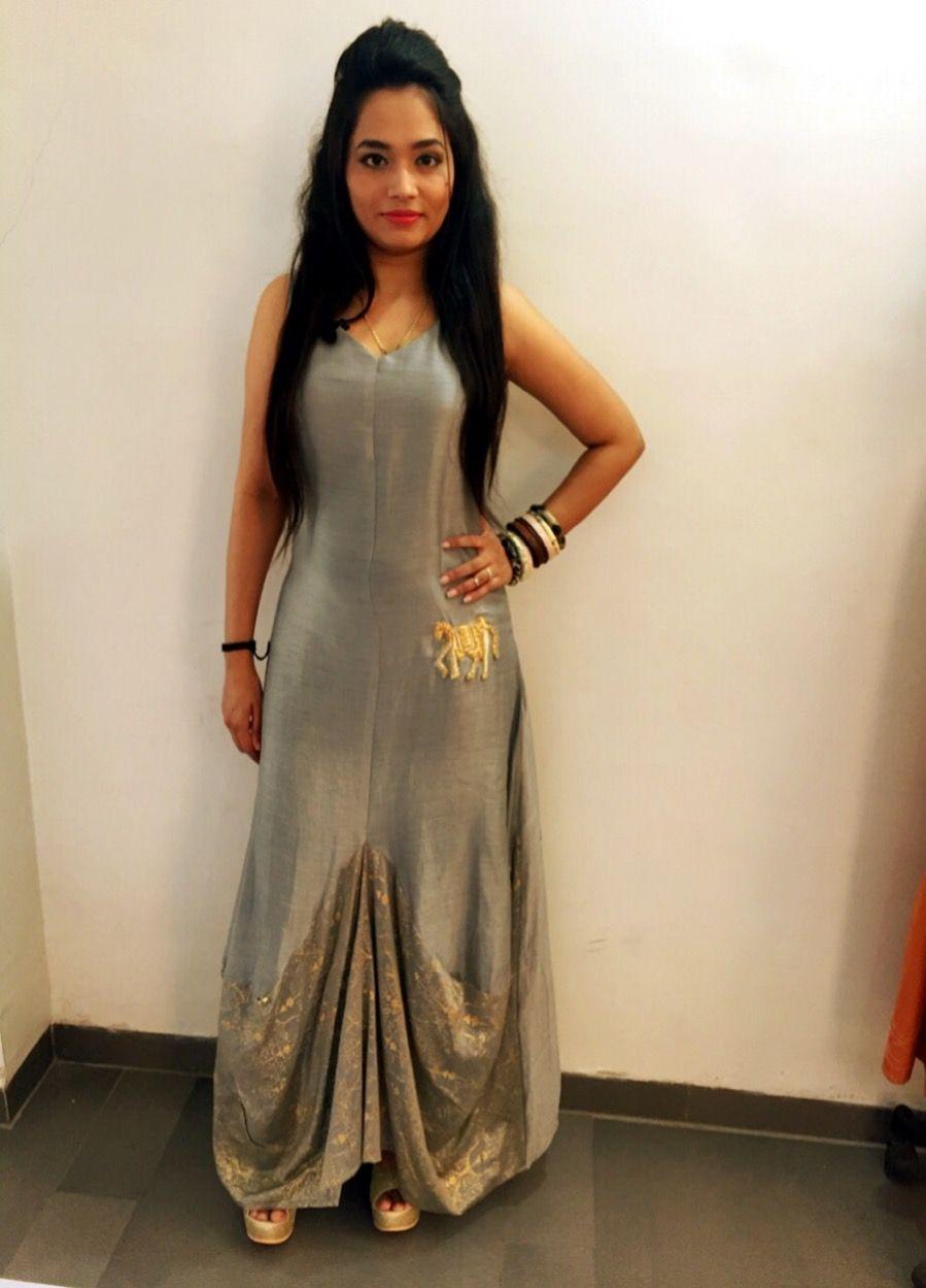 Fashion india indianwear indowestern tunicdrapetinic