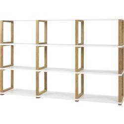 Photo of Reduced oak shelves