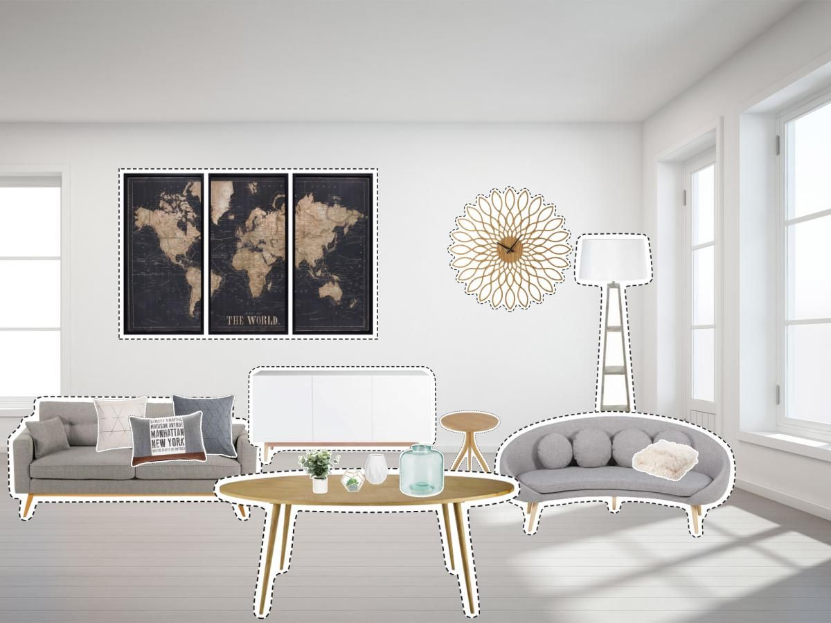 Let S Create La Maison De Pas Tout Le Monde Maisondumonde Deco Maison Meuble Deco Idee Deco