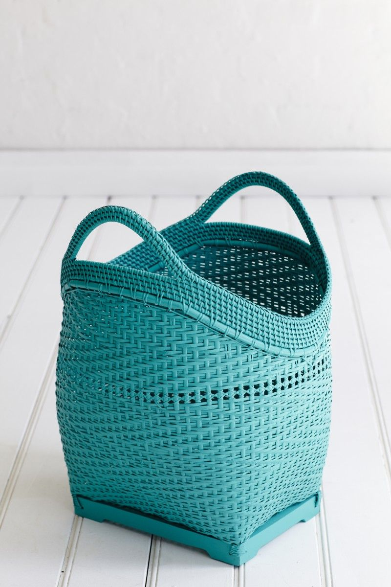 Woven Storage Baskets Melbourne : Jade bamboo large basket looks almost as gorgeous in