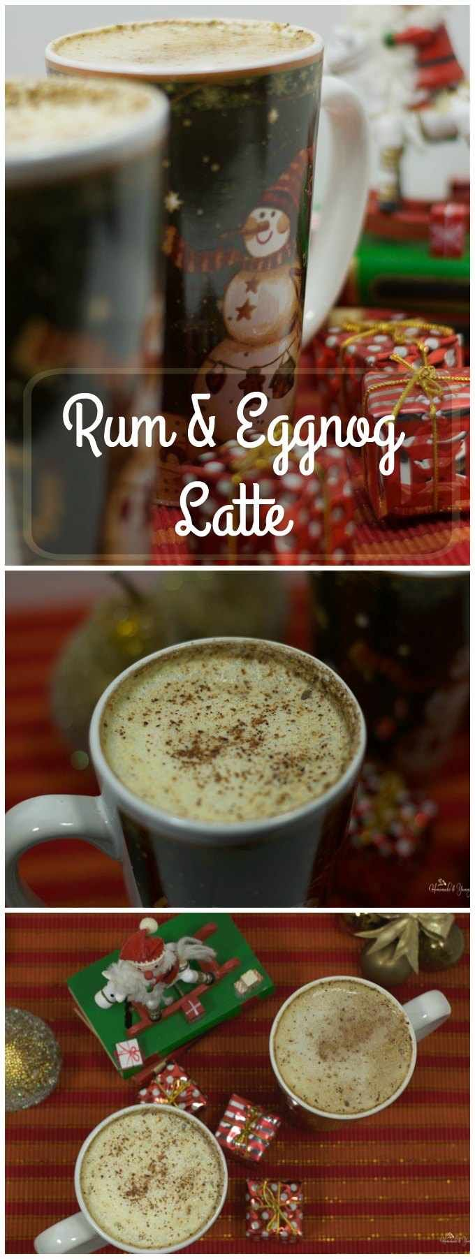 Rum Eggnog Latte Is A Holiday Classic It Just Isn T Christmas