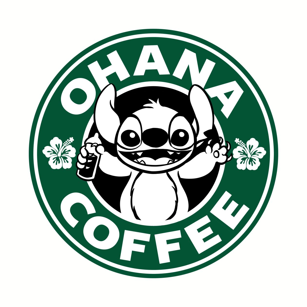 4eb7cc9dcc0 Ohana Coffee | Stitch!! | Disney starbucks, Lilo, stitch, Disney fun