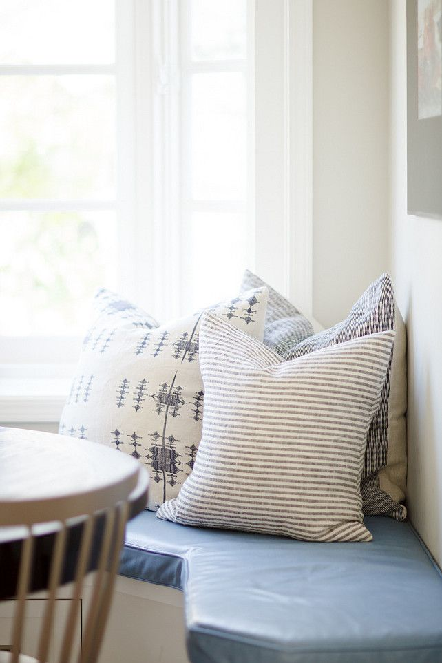 banquette pillow banquette pillow ideas banquette pillow fabric rh pinterest com