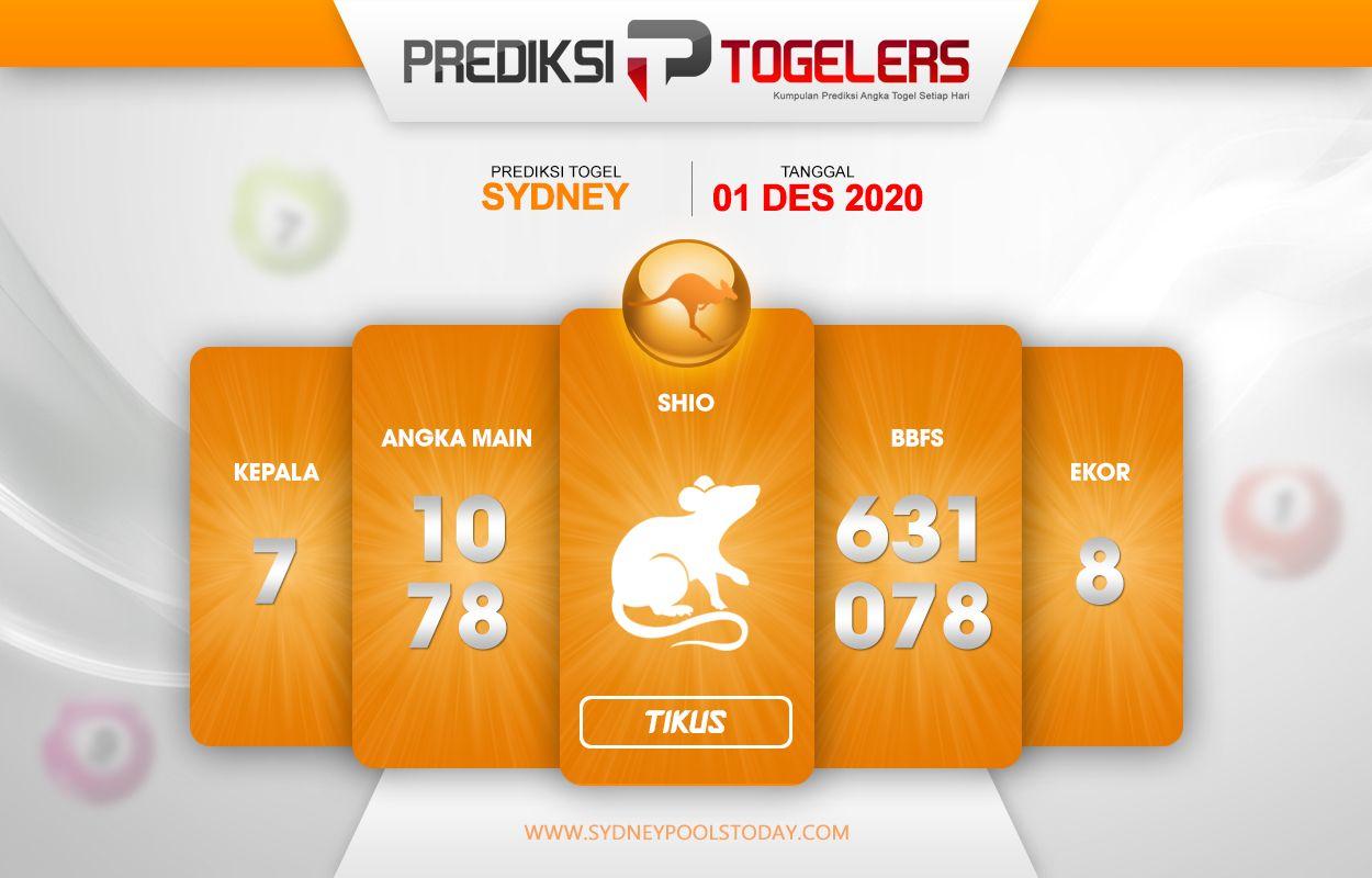 Prediksi Togelers SYDNEY 1 Desember 2020 Hari Selasa | Sydney, Permainan  angka, Permainan kartu