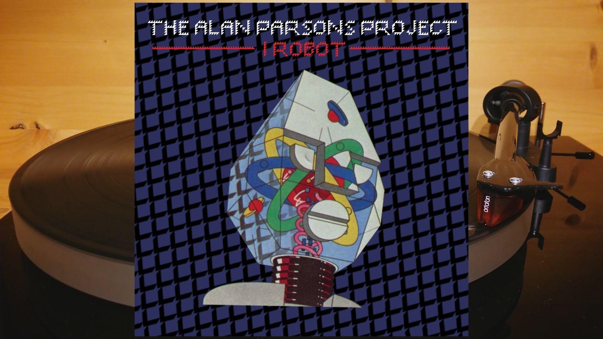The Alan Parsons Project I Robot Vinyl Tracklist 01 I Robot