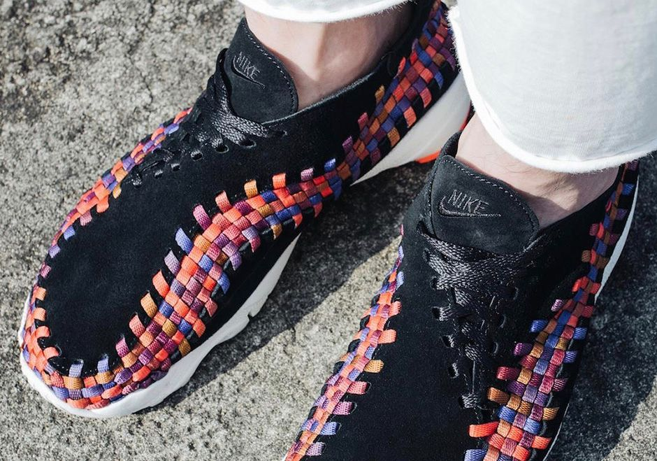 Nike Air Footscape Woven Rainbow Pack
