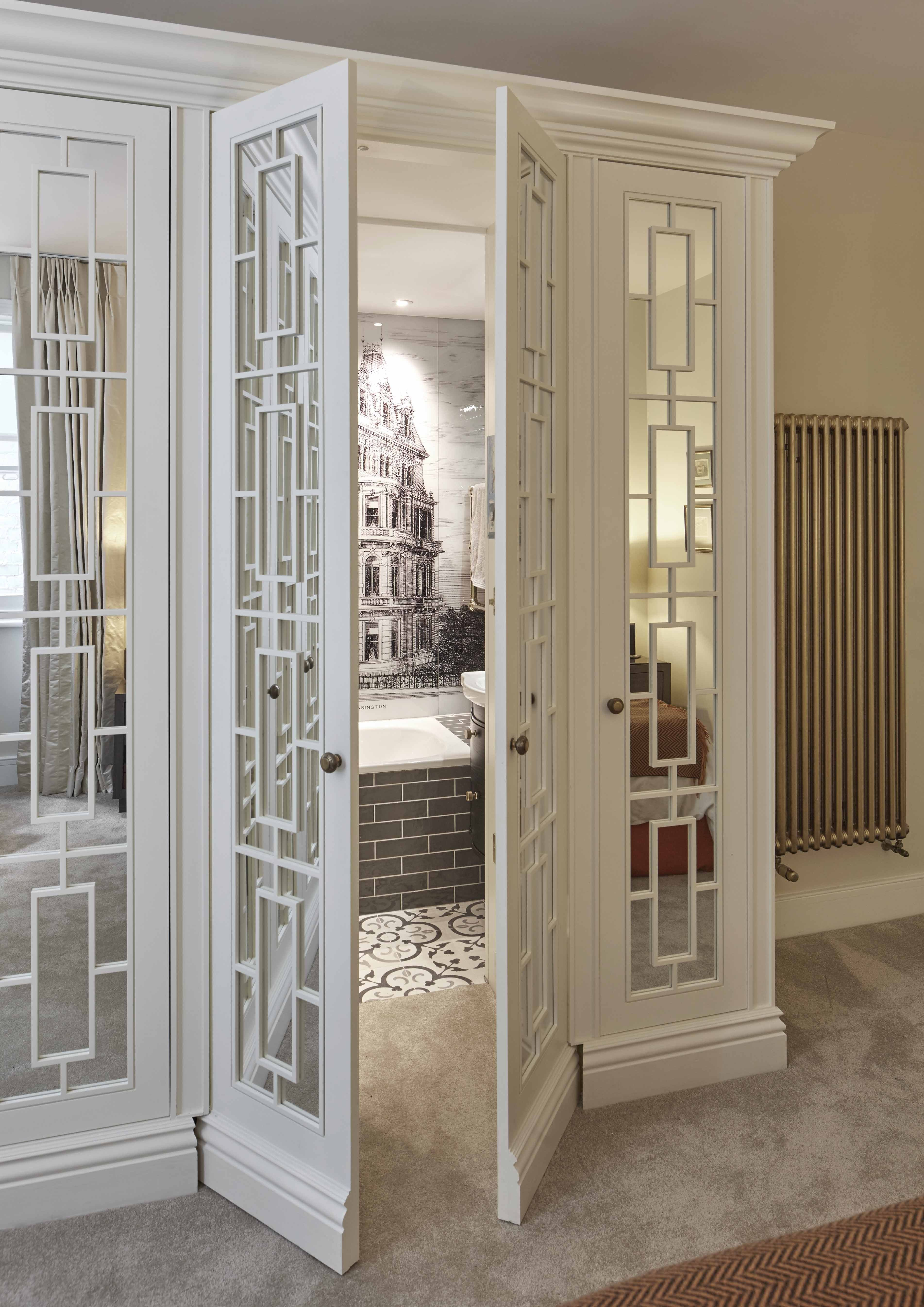 walkin wardrobe the heritage wardrobe company doors. Black Bedroom Furniture Sets. Home Design Ideas