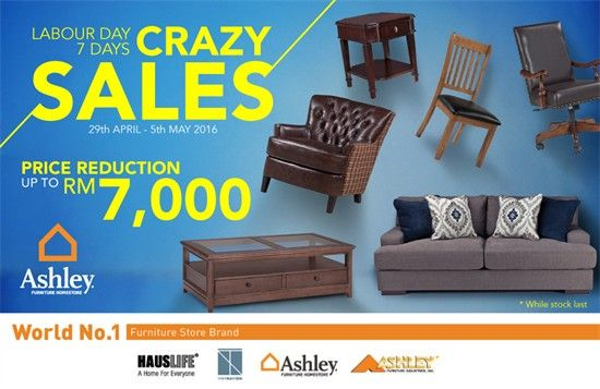 29 Apr 5 May 2016 Hauslife Furniture Labour Day Crazy Sale Everydayonsales Com Furniture Furniture Store Labour Day