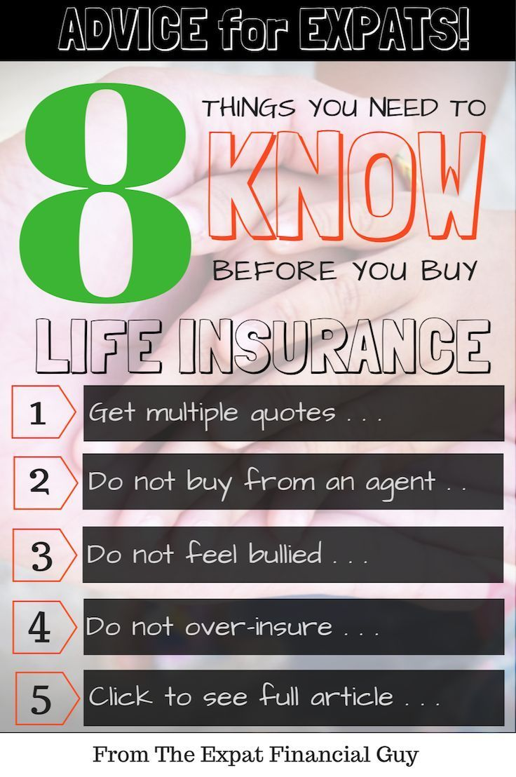 What You Need To Know About Life Insurance Buy life