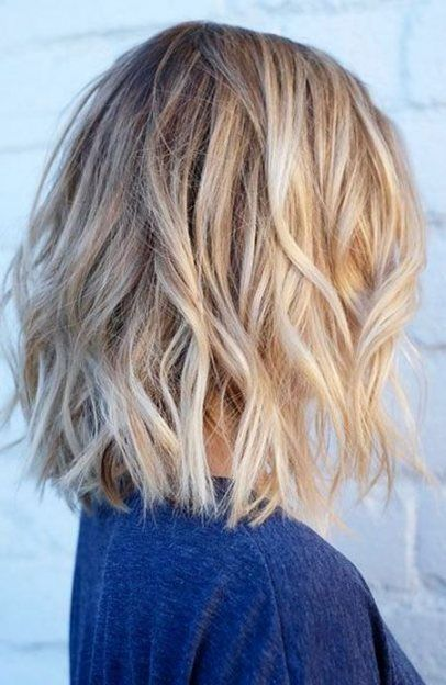 Photo of 38 Trendy hairstyles mittellang farbe blond