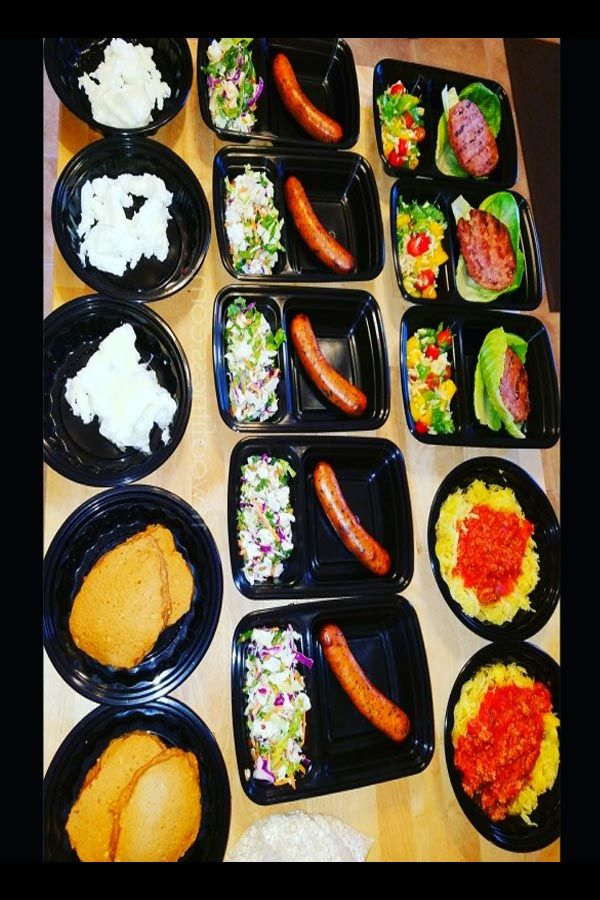 5 Day Macro Dieting Meal Plan images