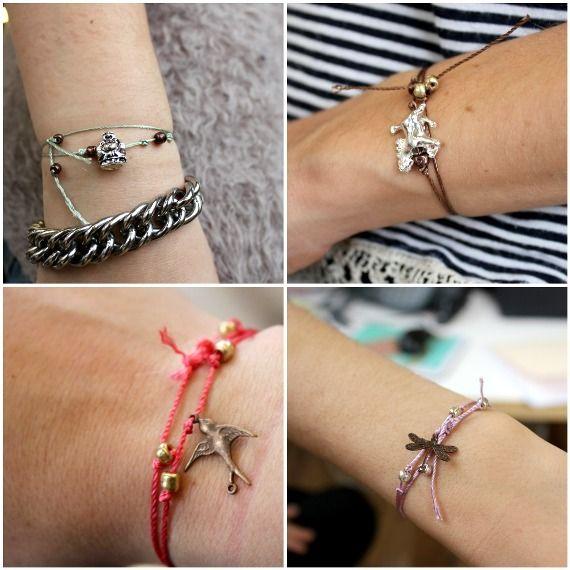 Diy Charm Bracelets Gift Toppers Diy Charm Bracelet Diy Bracelets How To Make Charm Bracelet Gift