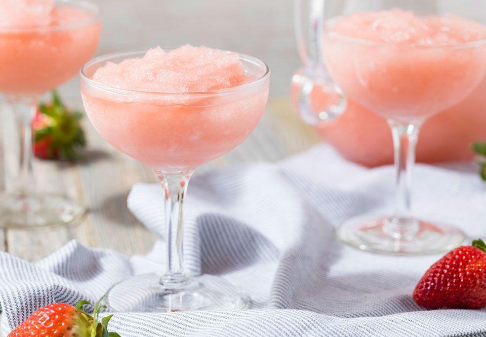 fryse jordbær