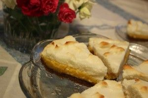 Grain Free Lemon Meringue Pie with Toasted Pecan Crust