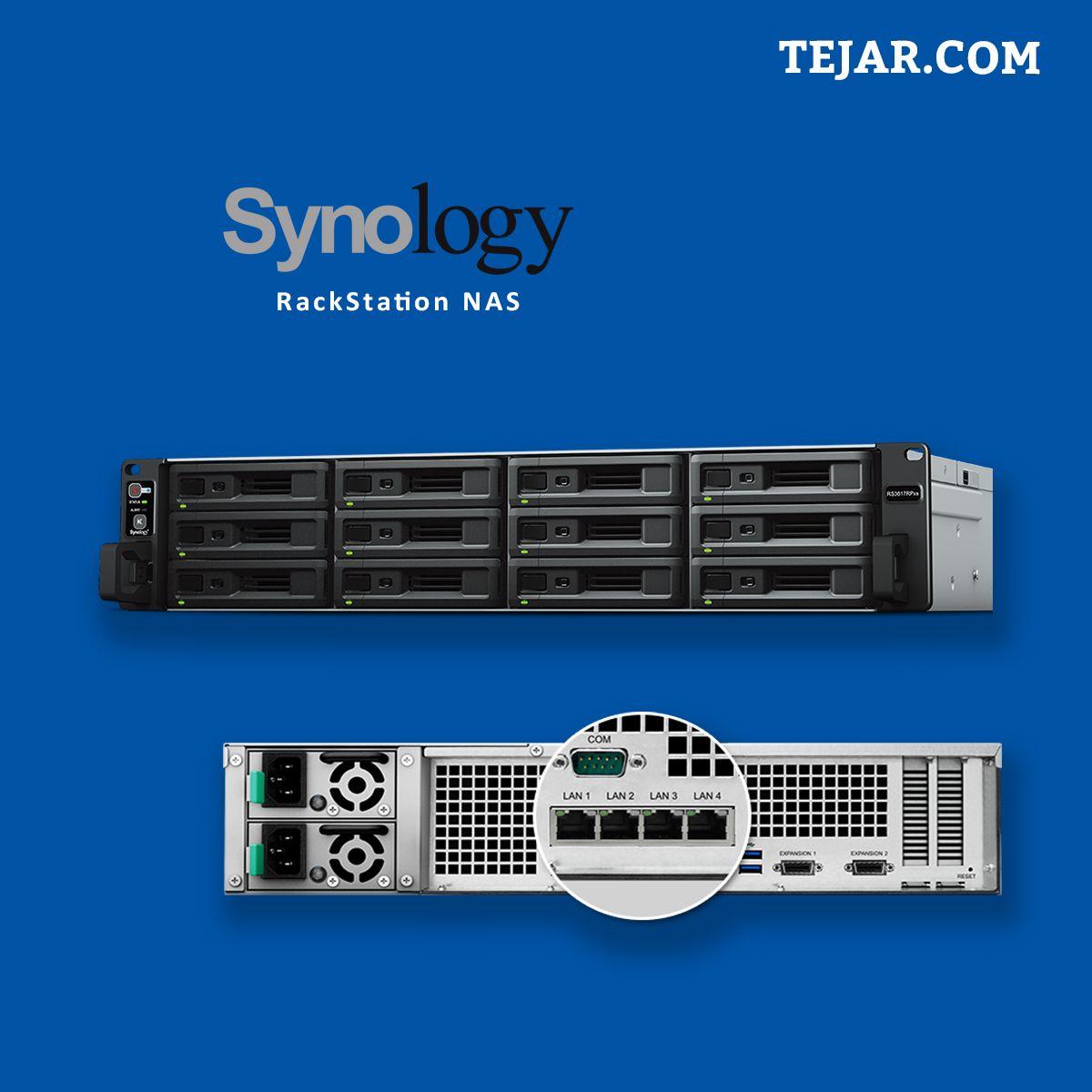 Synology RackStation RS3617RPxs NAS | Electronics & Computers