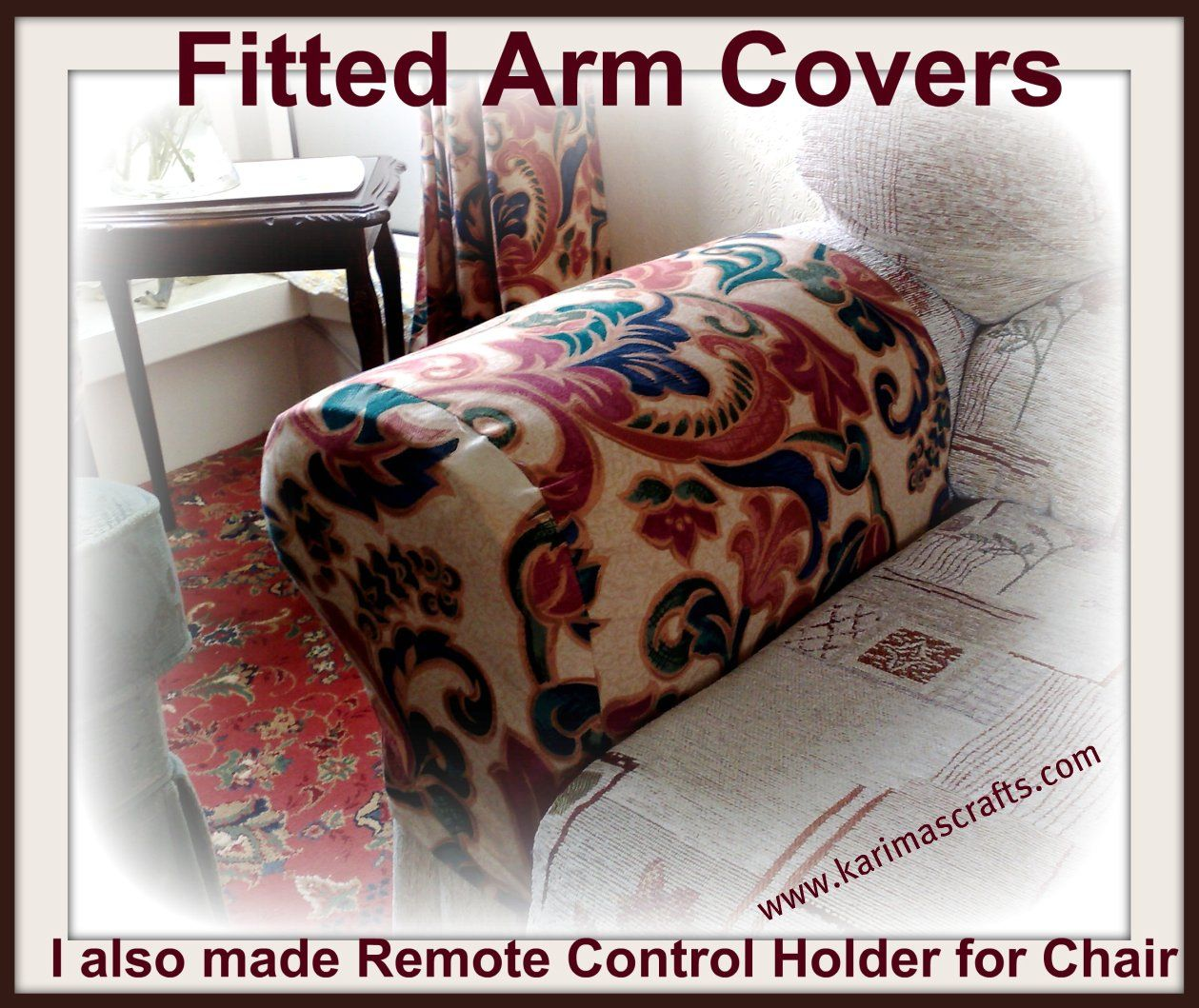 Arm Covers For Chairs More