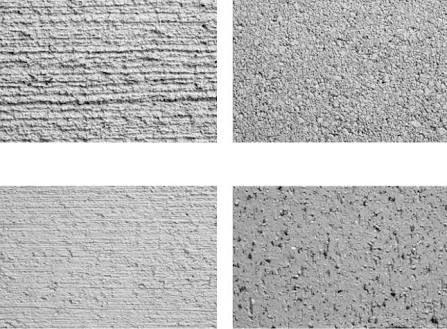 resultado de imagen para acabados en paredes exteriores
