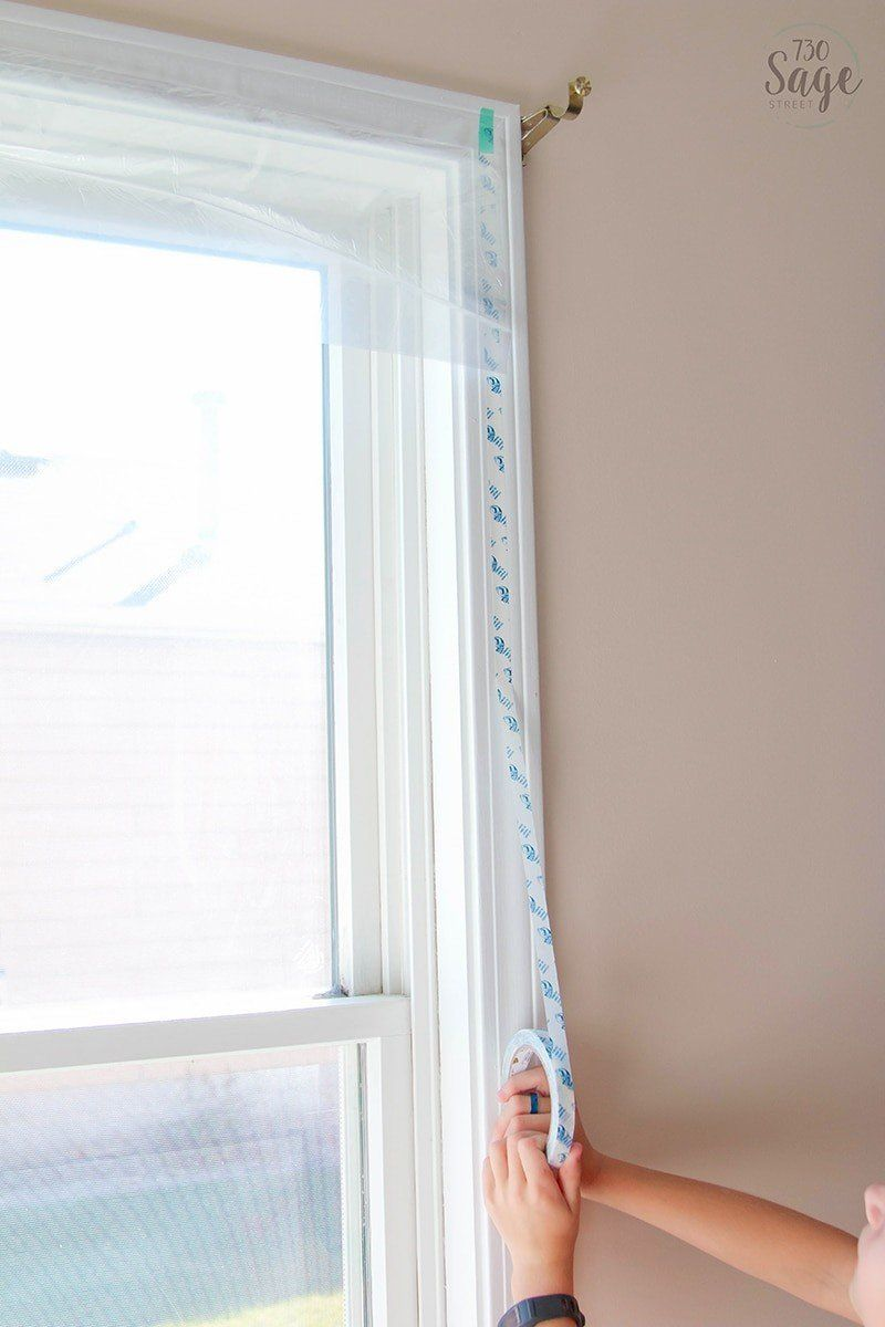 How To Keep Drafts Out Of Your Home This Winter Window Insulation Window Insulation Winter Window Insulation Kit