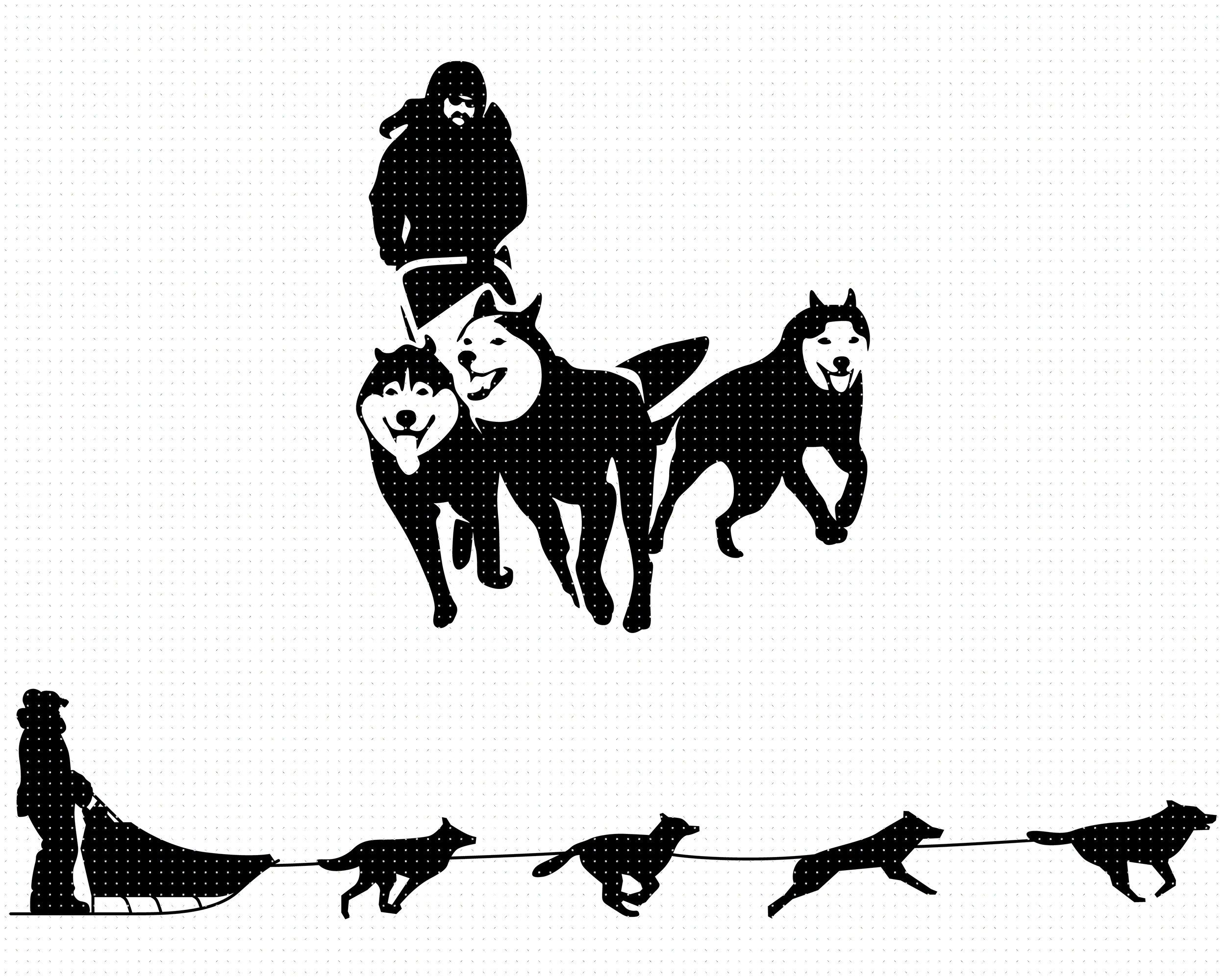 Pug Dog Silhouette Animal Animals Breed Png And Vector With Transparent Background For Free Download Dog Silhouette Dog Vector Pugs