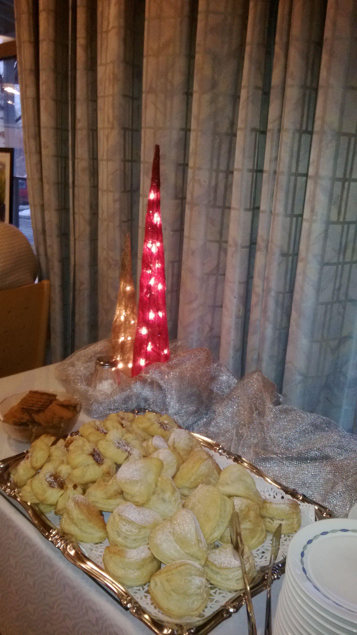 joulua pöytään. -Annamari-