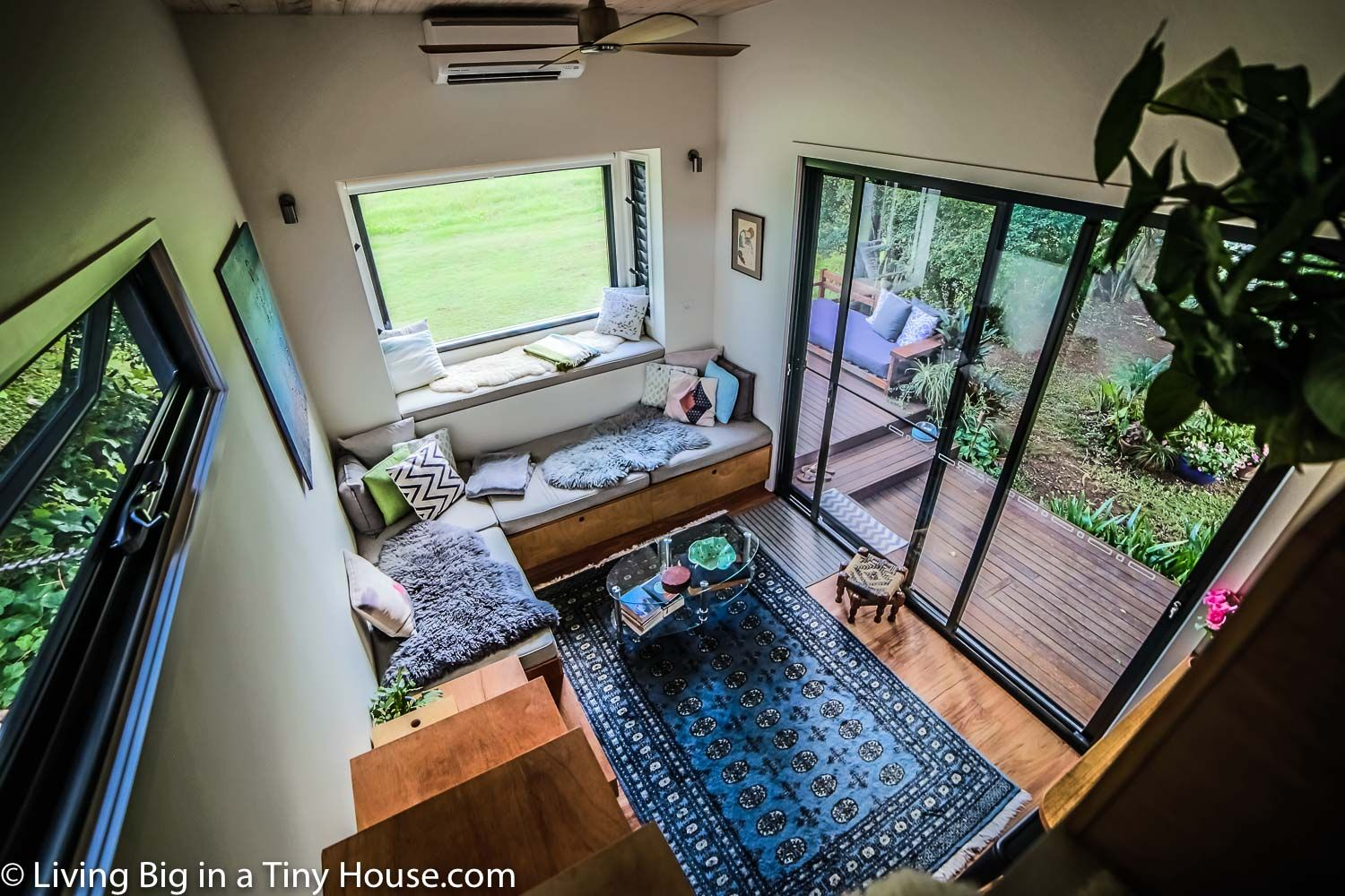 Spectacular Zen Inspired Dream Tiny House Living Big In A Tiny