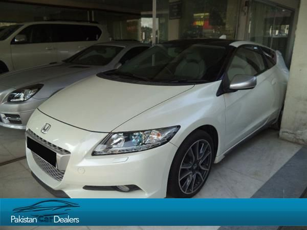 Pakistan Car Dealers Used Car AD Of Honda CRZ From Subhani - Sports cars for sale in islamabad