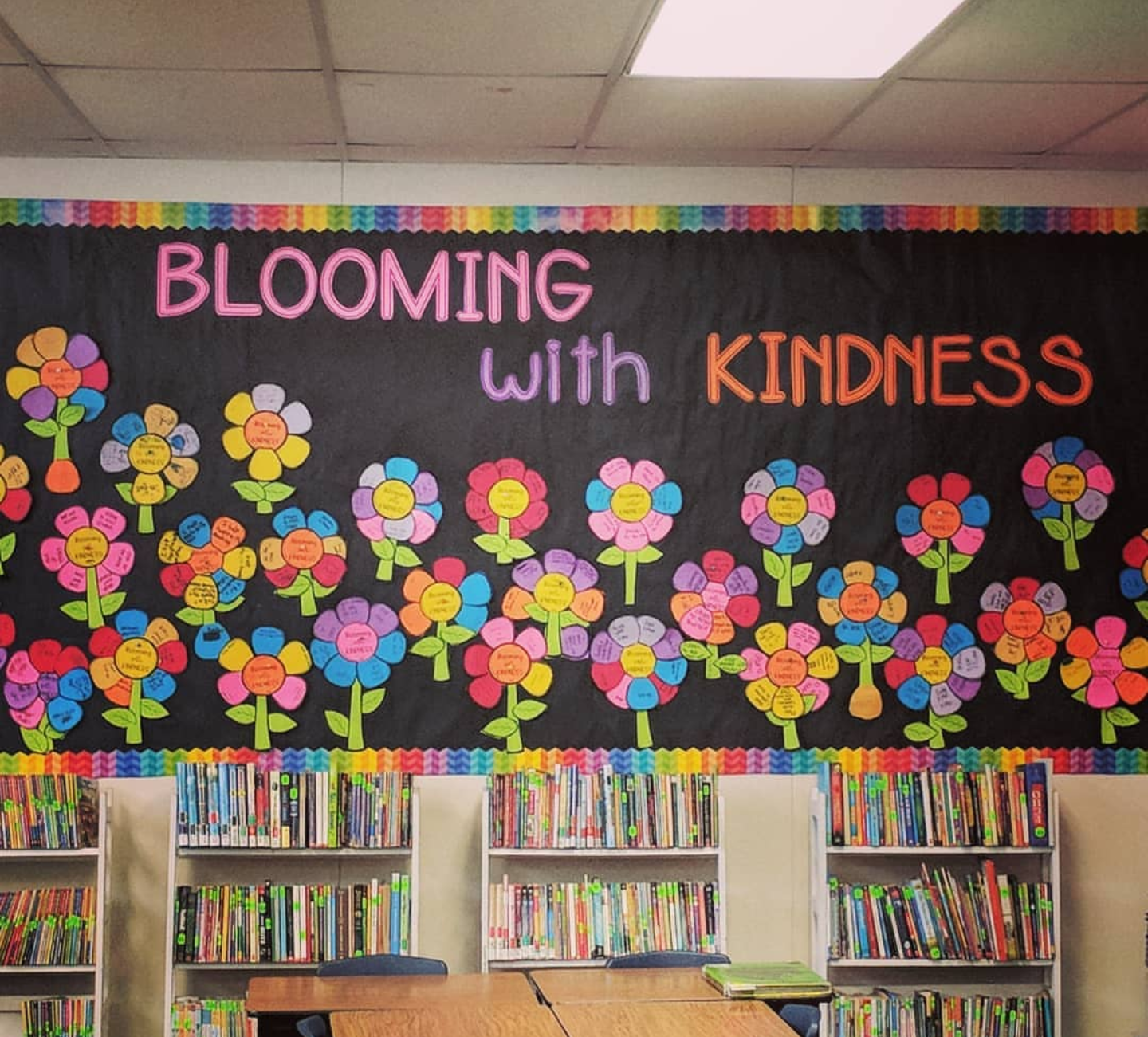 Blooming With Kindness Craftivity Tpt Products