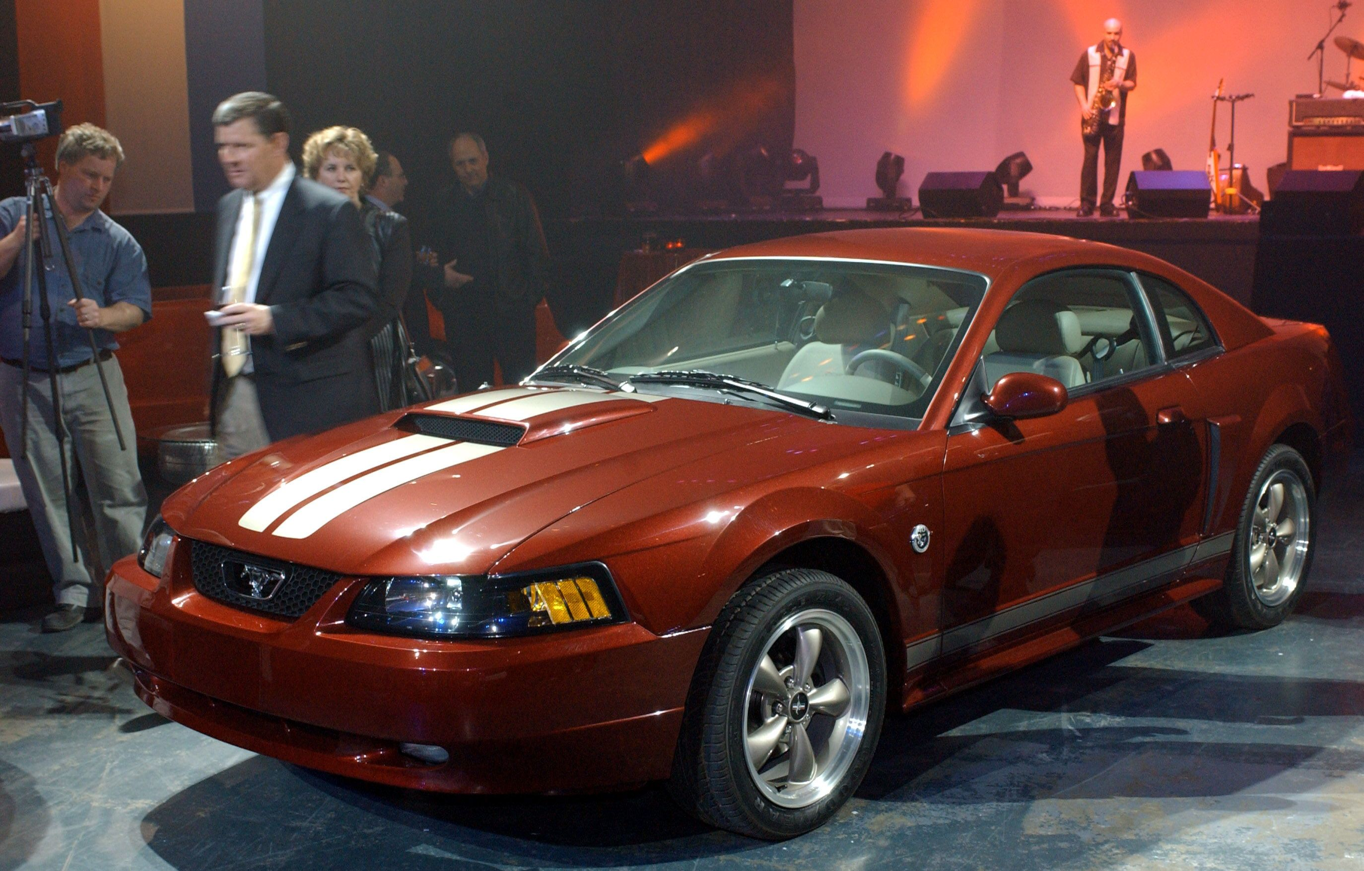 2004 Ford Mustang Gt 40th Anniversary In 2020 2004 Ford Mustang Ford Mustang Ford Mustang Gt