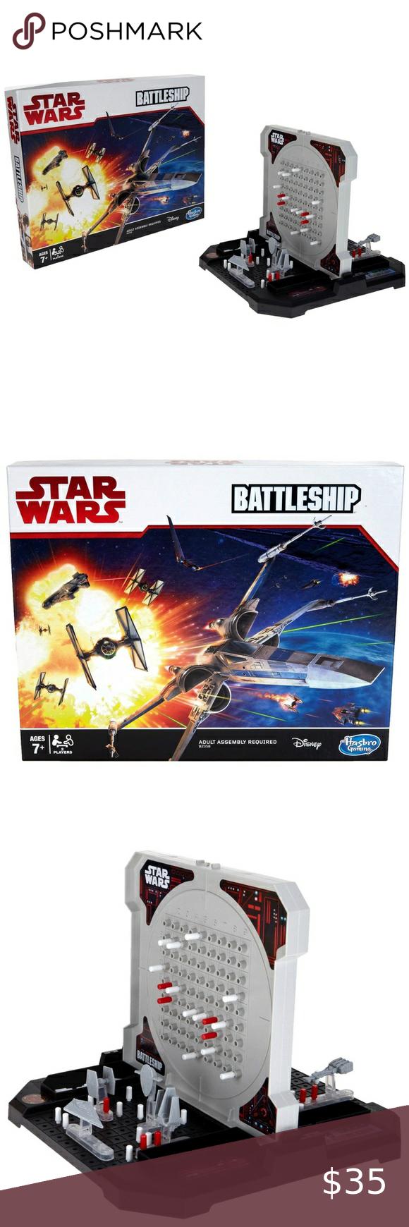 NEW Hasbro Battleship Game Star Wars Edition in 2020