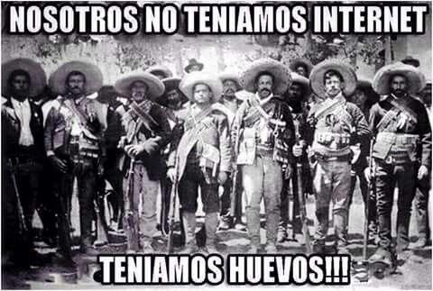 Estos son los verdaderos heroes de mexico !!
