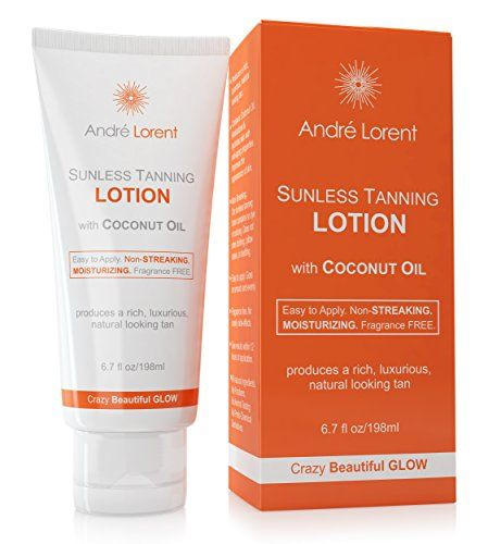 Ultimate Self Tanning Lotion Andre Lorent Crazy Beautiful Tan