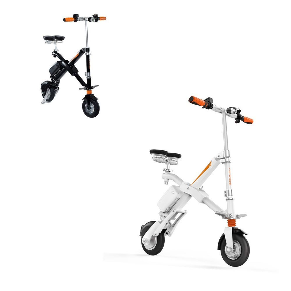 Airwheel E6 Folding Electric Bike Bicycle Scooter Detachable