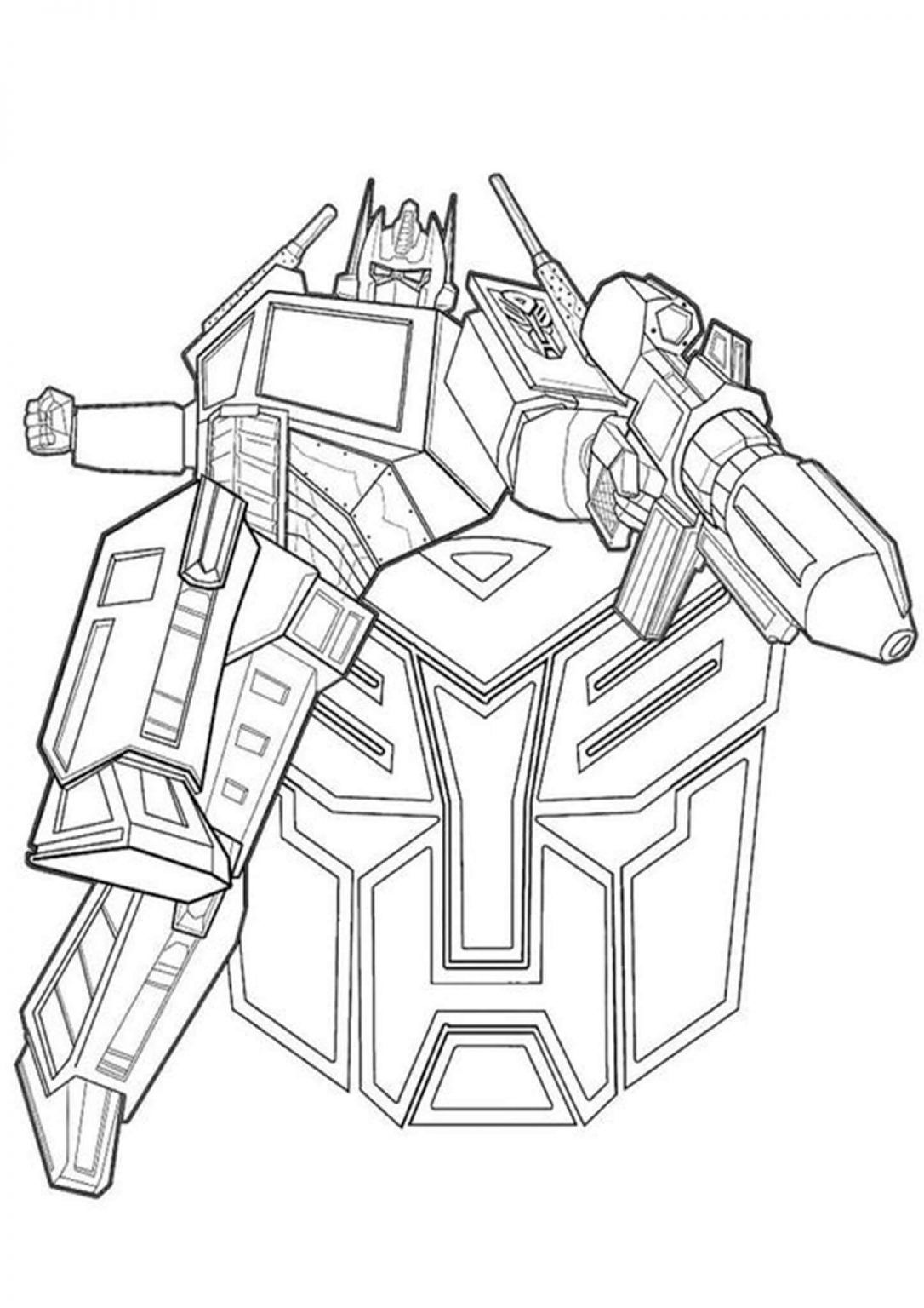 Free Easy To Print Transformers Coloring Pages Transformers Coloring Pages Disney Coloring Pages Cartoon Coloring Pages