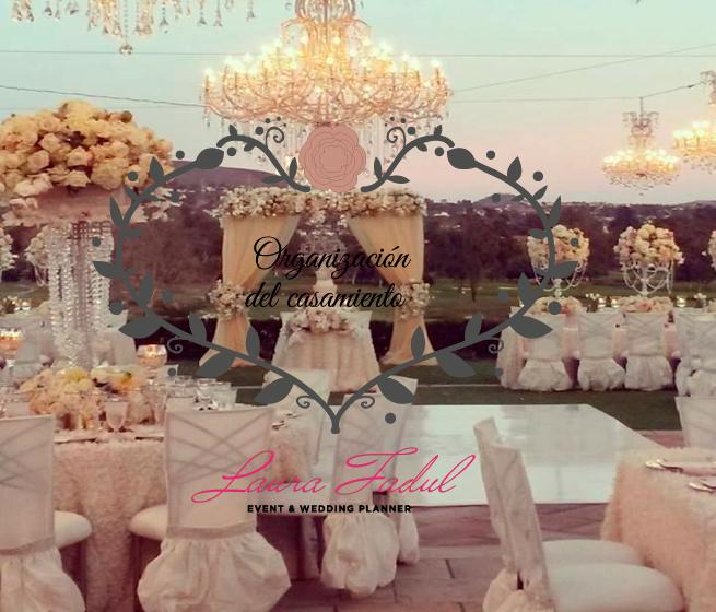 Organización del casamiento