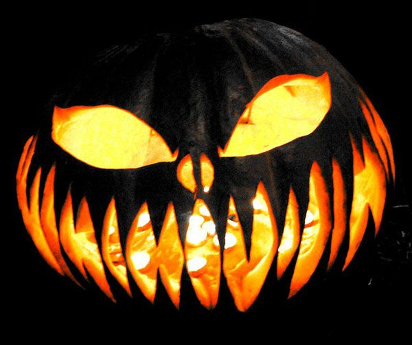 60 best cool creative scary halloween pumpkin carving ideas 2014 - Cool Halloween Carvings