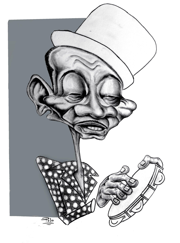 Jackson Do Pandeiro Com Imagens Jackson Pandeiro Caricatura
