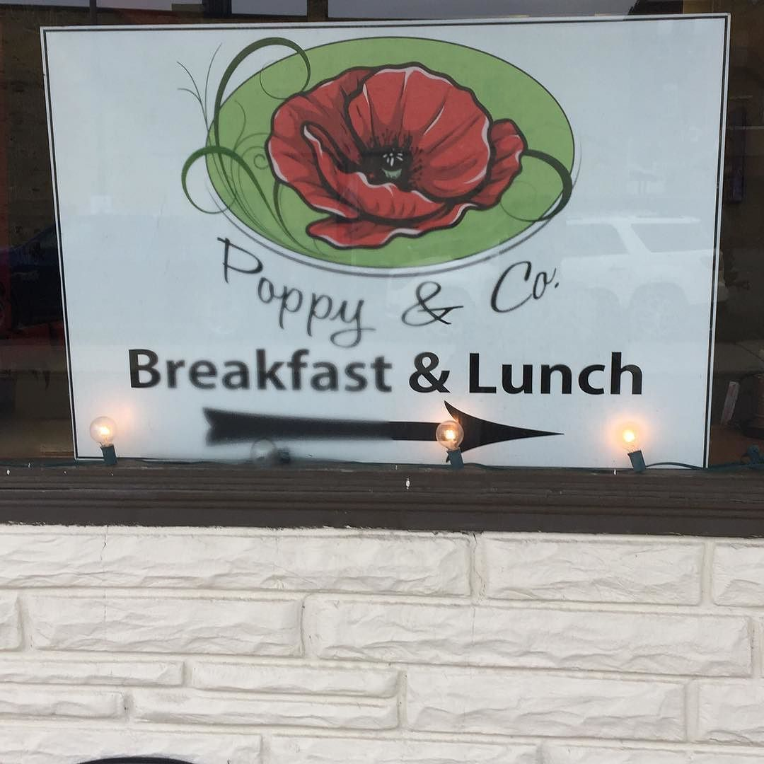 thank you poppy co cafe catering of philipsburg pa for going cafe catering of philipsburg pa for going green