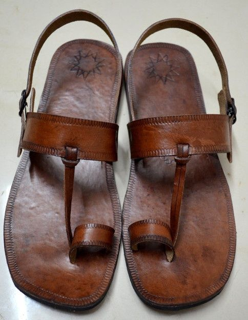 4ddc4c19bb84 Moroccan Inspired Sling Back Leather Sandals-Handmade Sandals