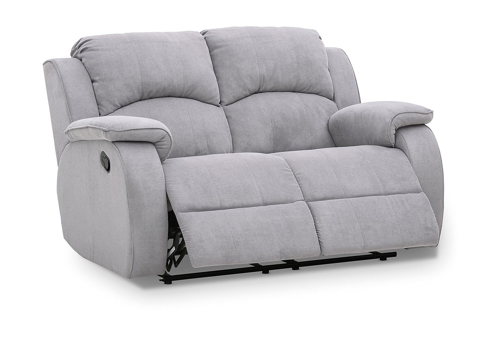 Saloon Fabric 2 Seater With 2 Inbuilt Recliners Amart Furniture 649 Furniture Seater Electric Recliners