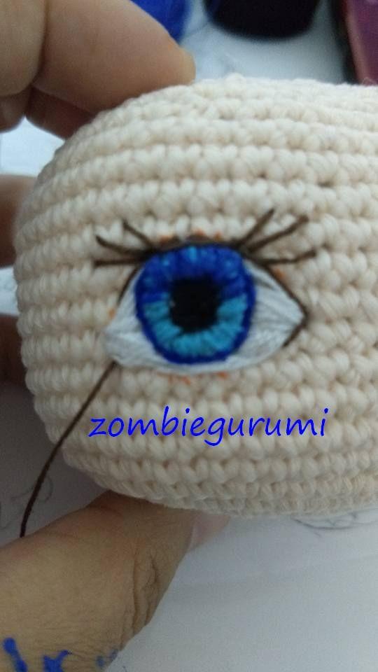 Amigurumis. Muñecos de colección tejidos a crochet. Personajes, Diseño de patrones, patrones gratis. #dollsdollsdolls