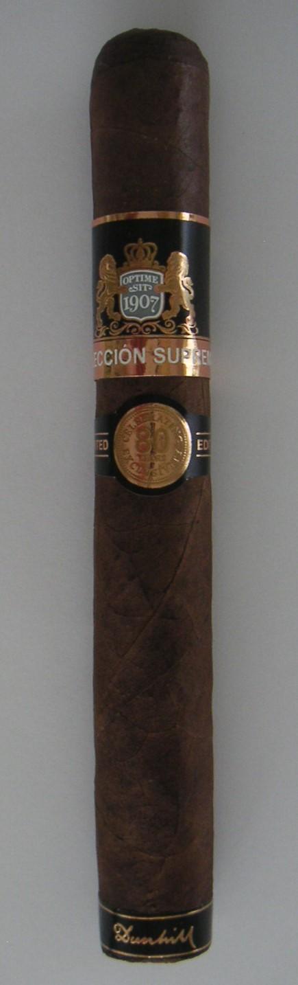 Dunhill Signed Range Seleccion Suprema Cigar