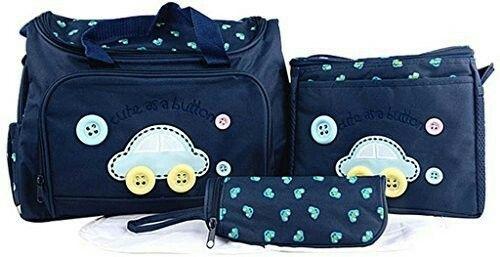 4197ee02c7 Este bolso para bebé varón es divino... siempre q compren un bolso ...