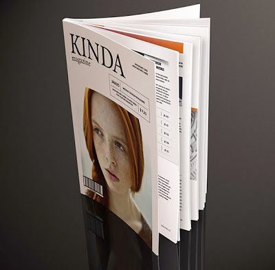 Editorial Design in Pinterest