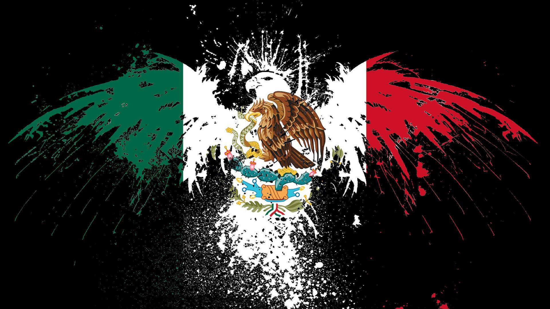 Descargarfondosdepantalla On Twitter Mexico Flag Pictures Of Flags Mexico